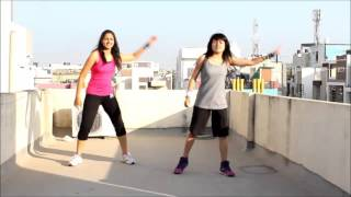 Zumba Bhangra On Goliyaan By Honey Singh