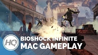 BioShock Infinite Mac Gameplay