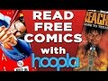 Read Free Comics with Hoopla Digital!