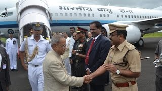 BREAKING NEWS: Pranab Mukherjee's IAF Plane Faces Technical Difficulty