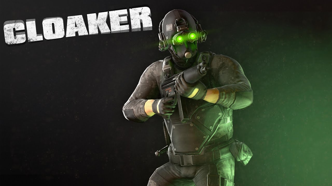 Roblox Cloaker Payday 2 Gameplay Cloakers Everywhere Youtube