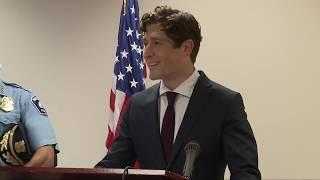 WATCH LIVE: Mayor Frey, Chief Arradondo press conference