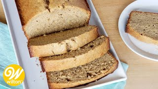 How to Make Easy Homemade Banana Bread | Wilton