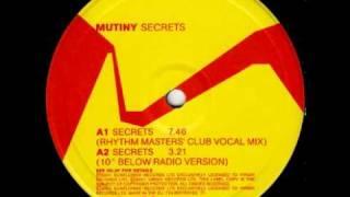 Mutiny - Secrets (Rhythm Masters Club Vocal Mix).avi