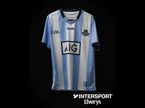 New Dublin GAA Alternate jersey available now!