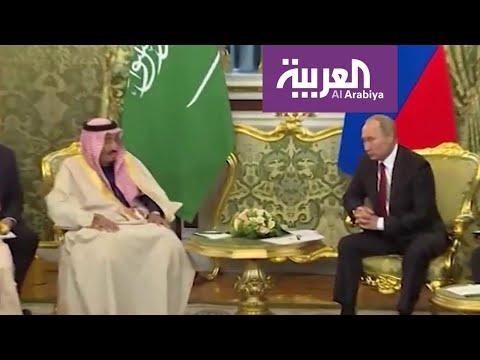 العلاقات السعودية - الروسية.. تطورت كثيرا  - نشر قبل 3 ساعة