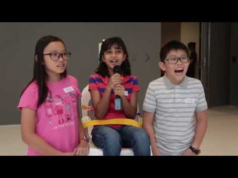 Highlights from the SG50 Inventions Camp by Kids in Singapore