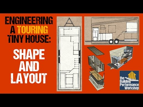 Engineering a TOURING Tiny House #1