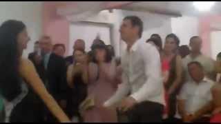 Алан Дзагоев танцует лезгинку