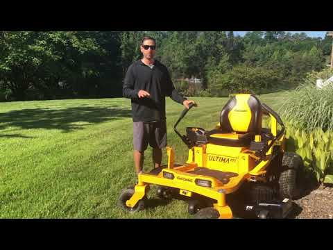 Cub Cadet Ultima Features & Review (after using it for 6 months)