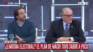 14-08-2019 - Carlos Heller en C5N – M1 con Gustavo Sylvestre – Escenario político-económico pos PASO