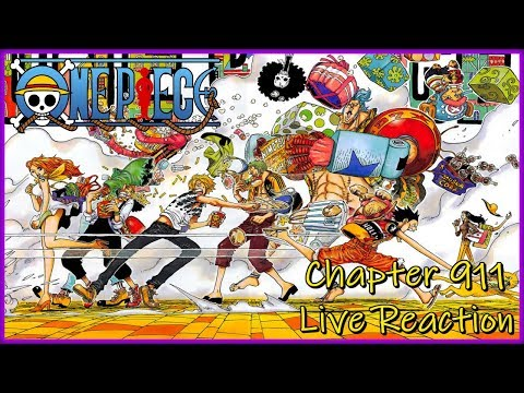 One Piece Chapter 911 Live Reaction - Tama Is Daughter Status ワンピース