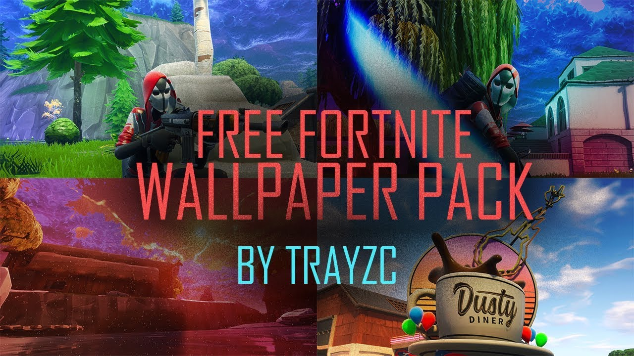 Wallpaper Fortnite Thumbnail