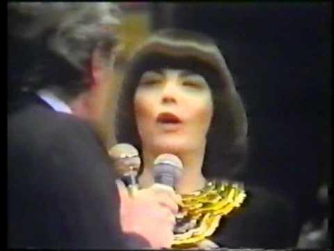 Mireille Mathieu Numero 1  Charles Aznavour 1981