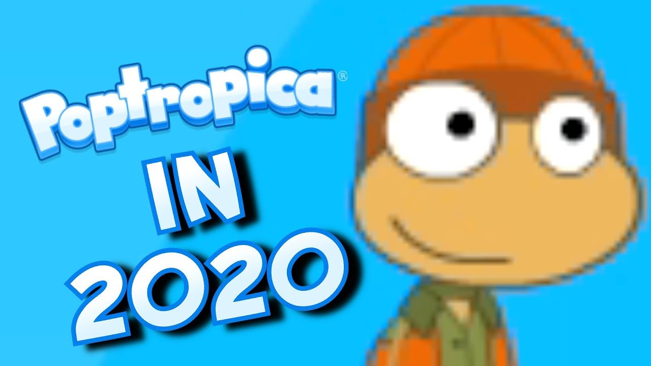 Download Poptropica in 2020