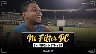No Filter DC EP 02 | Shimron Hetmyer
