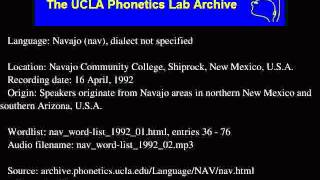 Navajo audio: nav_word-list_1992_02