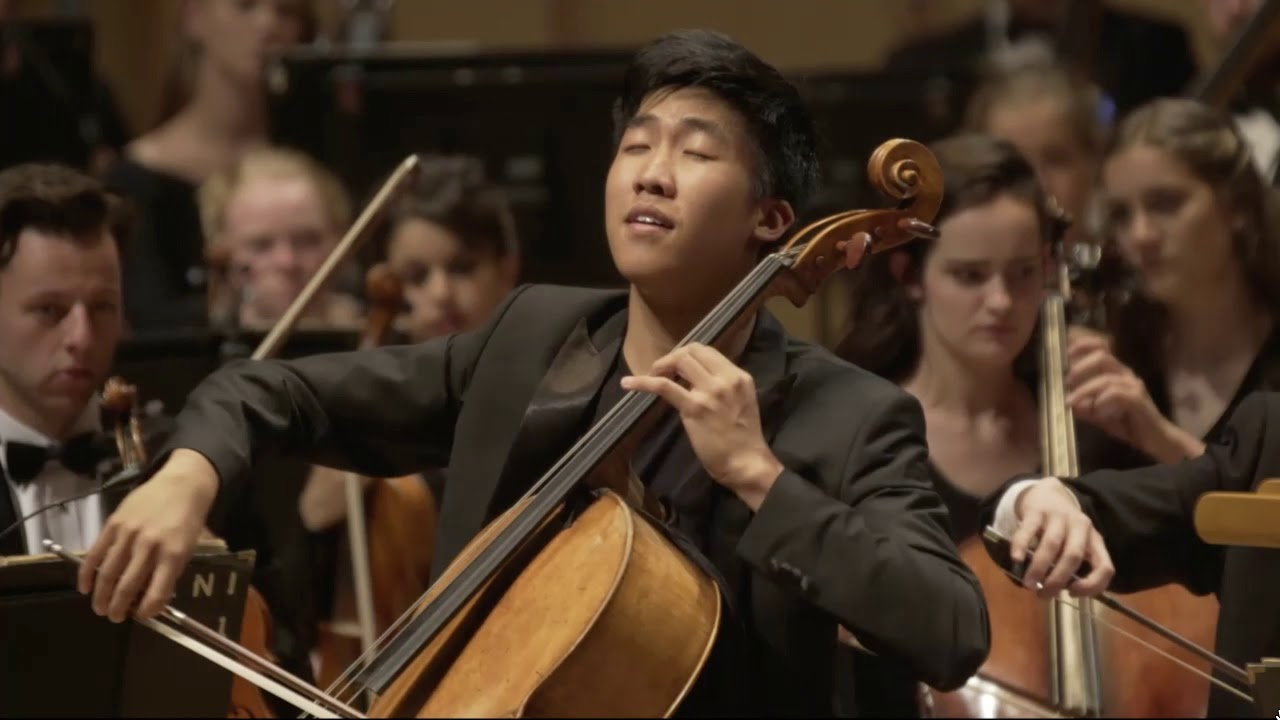 video: El cant dels ocells (Song of the Birds) | Bryan Cheng | National Youth Orchestra of Canada