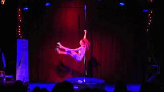 Pole Dance Ireland Pole Princess Competition 2015 - Catriona McDonnell