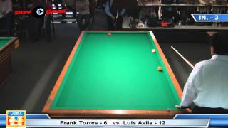 USBA - Maywood, CA / Frank Torres vs Luis / Oct 2014