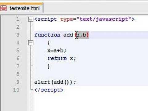 JavaScript String search() Method - W3Schools