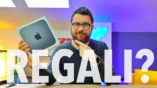 APPLE ME LI REGALA? - Unboxing Mac mini 2018