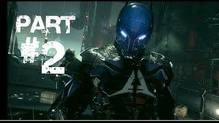 Batman Arkham Knight Walkthrough Gameplay Part 2 (1080p HD PC)