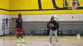 Onyeka Okongwu 2020 NBA Pre Draft Workout + Interview Splice