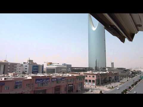 Riyadh, Saudi Arabia, Kingdom Tower  - 9th March 2012 - Olaya Street, Executives Hotel 5th Floor