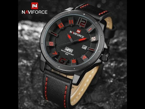 Naviforce Watches / Men's Watches / Naveforce Watch Price / Watches For Men / Watches In Pakistan