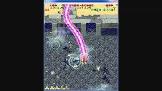 1993 Raiden 2 II PC Old School Game Playthrough Retro game
