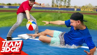 Download Slip 'N Slide Beachball Baseball!! Mp3 and Videos