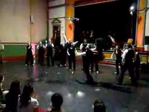 Sydney Meet the Scene Ball 2008 - Teacher Routine