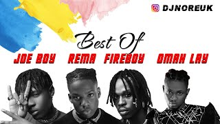BEST OF REMA JOE BOY FIREBOY DML & OMAY LAY + OXLADE MIX 2021 BY @DJ NORE LATEST SONGS (NEW & OLD)
