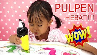 Mainan Anak Pulpen Ajaib 💖 Bermain & Belajar dengan MY MAGIC READING PEN 💖Jenica