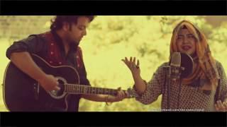 Akhiyaan nu chain na aave cover by Sawaal Band (Iqra Arif & Faraz Siddiqui )