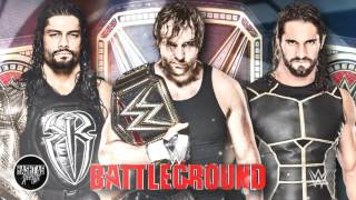 """2016: WWE Battleground Official Theme Song - """"Feel Invincible"""" + Download Link ᴴᴰ"""