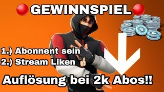 🔴ABOZOCKEN🔴IKONIK SKIN LOSATION !! FORTNITE BATTLE ROYALE | ENGLISH🇩🇪 | LIVE🔴