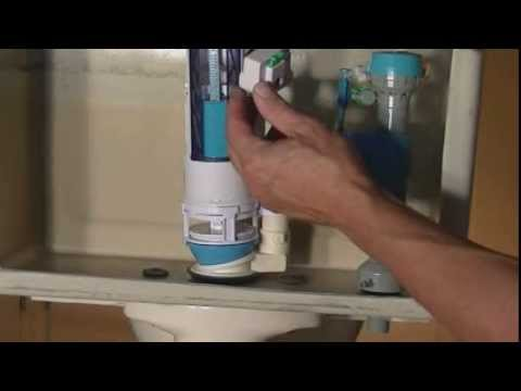 How To Install a Flapper-less Dual Flush System By: Everything Home ...