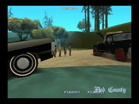 Towtruck Man (GTA SA)
