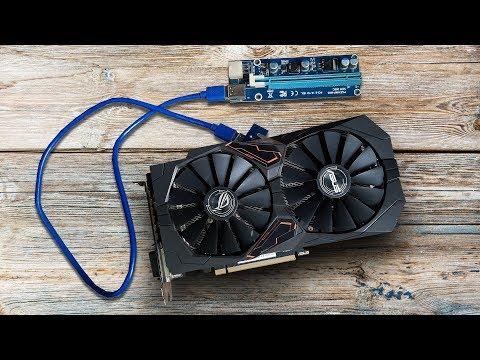 PCI E Riser 1x Mining Untuk Gaming