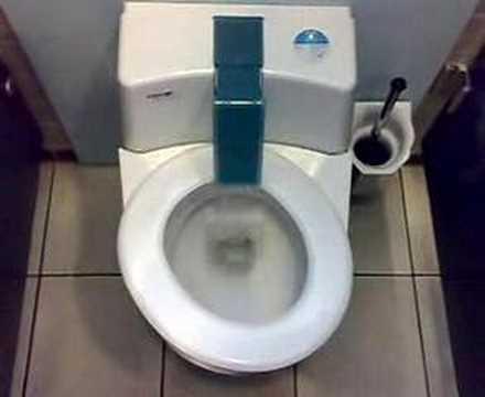 test wc avec un gros caca u duration retrouvez les wc japonais saniclean dans les magasins leroy. Black Bedroom Furniture Sets. Home Design Ideas