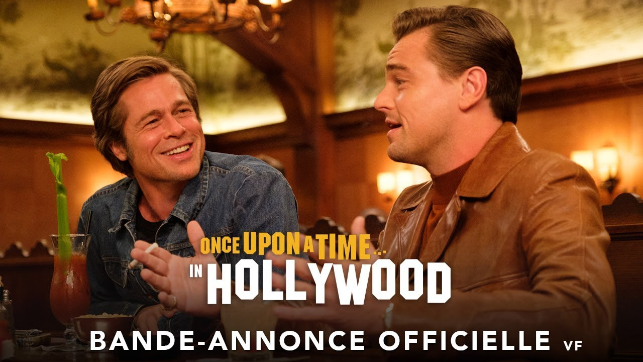 Once Upon A Time In… Hollywood - Bande-annonce Officielle - VF