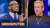 Skip Bayless and Shannon Sharpe make some early Super Bowl predictionsNFLUNDISPUTED