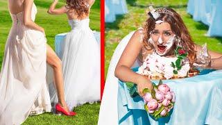 Война невест! Свадебные пранки!