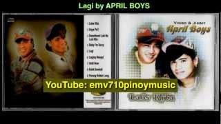 Lagi - April Boys (Vingo & Jimmy) with Lyrics