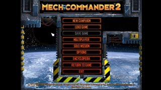 Getting Mechcommander 2 working on Windows 10