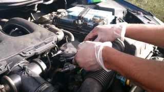 peugeot 206 diesel vidange