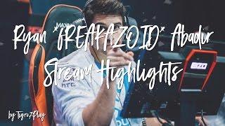CS GO fREAKAZOID Stream Highlights