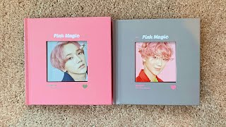 ~✩♡open me!!♡✩~ yesung finally made a solo comeback and its so amazing!! we love nct dream's new member! purchased from: kpopmarket01 contents: cd + photoboo...